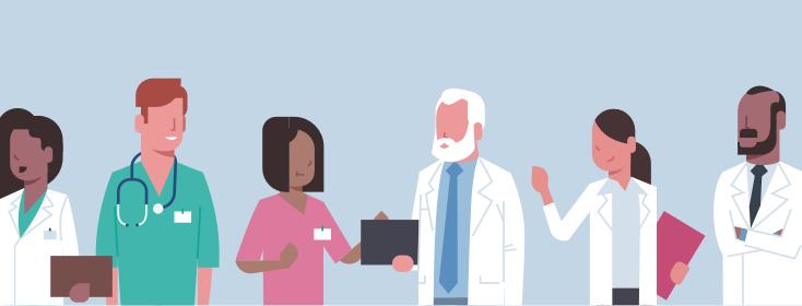 DIFERENTES TIPOS DE MEDICOS