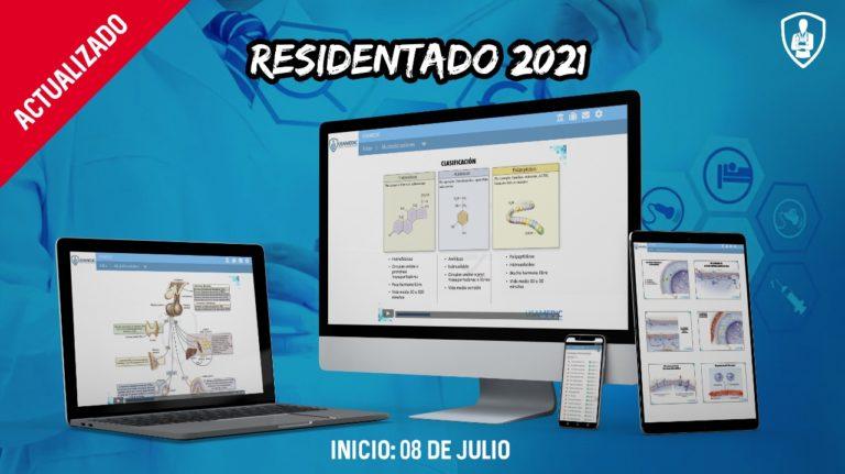 RESIDENTADO MÉDICO 2021 USAMEDIC