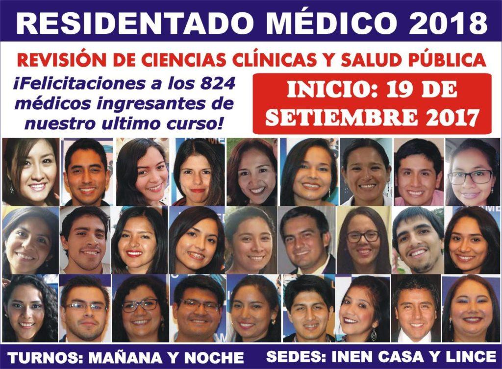 RESIDENTADO MEDICO 2016 USAMEDIC