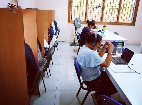 Salas de estudio Usamedic